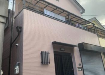 外壁・屋根塗装 大阪市 K様邸