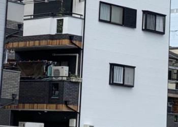東大阪市 I様邸 外壁・屋根塗装