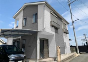 東大阪市 S様邸 外壁・屋根塗装工事