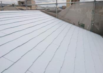 東大阪市 屋根塗装・補修工事 N様邸