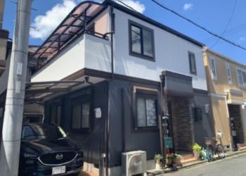 東大阪市 M様邸 外壁・屋根塗装