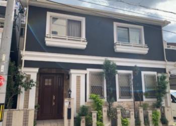 外壁・屋根・ベランダ塗装 F様邸 東大阪市