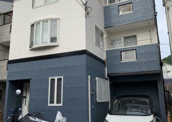 外壁・屋根塗装 東大阪市